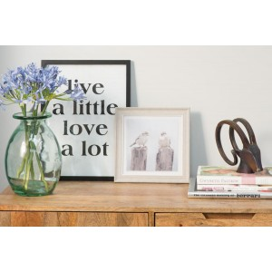 Live A Little - Framed Poster