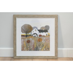 The Wheatsheaf - Framed Print