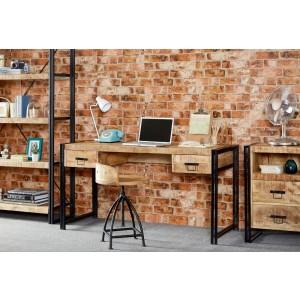 Imari Industrial Mango Desk