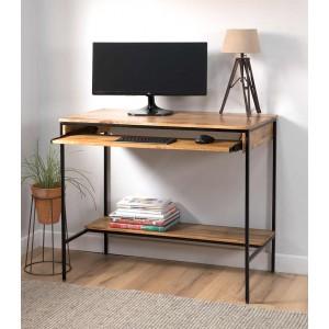 Imari Industrial Mango Computer Desk