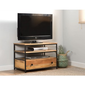 Imari Industrial Mango Small TV Unit