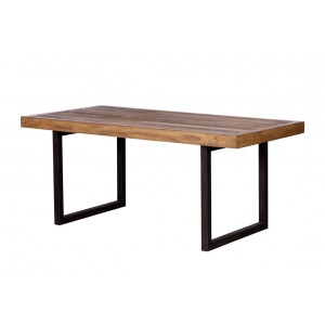 Brooklyn Industrial Dining Table (180cm)