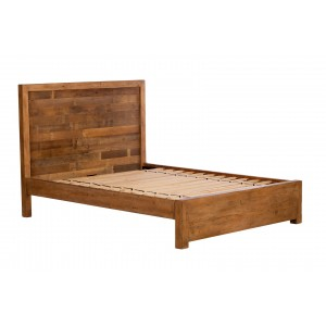 Brooklyn Industrial Low Foot Bedstead 180CM