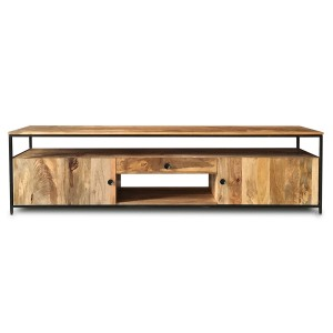 Imari Industrial Mango Wide Media Console