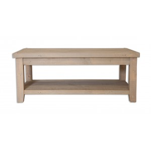 Cotswold Reclaimed Pine Coffee Table