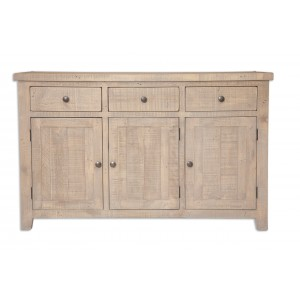 Cotswold Reclaimed Pine Large Sideboard