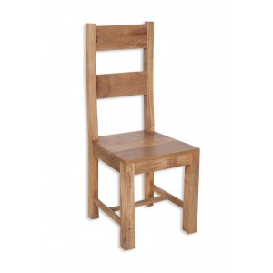 Farmhouse Light Mango Dining Chair