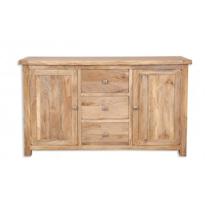 Farmhouse Light Mango Large Sideboard