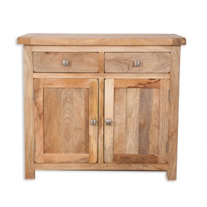 Farmhouse Light Mango 2 Door Sideboard