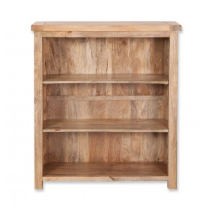 Farmhouse Light Mango Small Bookcase