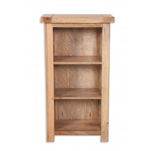 Farmhouse Light Mango DVD Bookcase