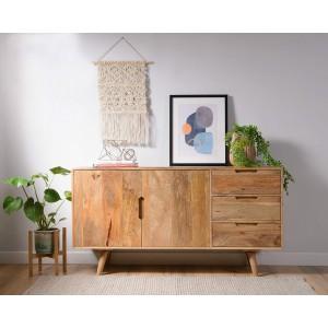 Solid Mango Amp Sheesham Wood Chests Of Drawers Casa Bella
