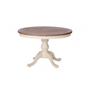 Montpellier Painted Circular Dining Table 1