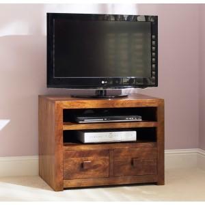 Dakota Mango Small TV Unit 1