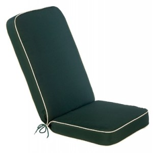 Bespoke Folding Chair Cushion