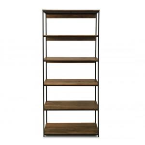 Imari Industrial Mango Tall Bookcase