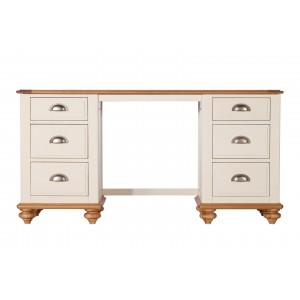 Vermont Painted Oak Dressing Table 1