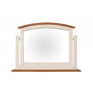 Vermont Painted Oak Vanity Mirror 1