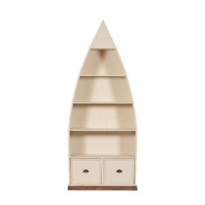 Montpellier Painted Dinghy Bookcase