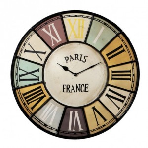 French Chalet Style Clock