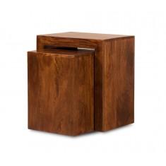 Dakota Mango 2 Cube Nest