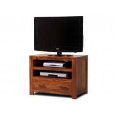 Mandir Sheesham Small TV Unit