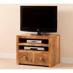 Dakota Light Mango Small TV Unit