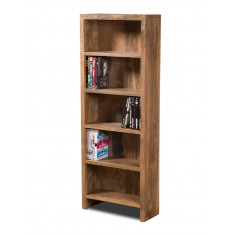 Dakota Light Mango DVD Bookshelf