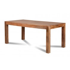 Dakota Light Mango Dining Table