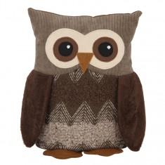 Owl Design Fabric Doorstop