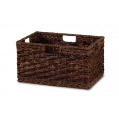 Small Rattan Storage Basket