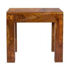 Cuba Sheesham Lamp Table