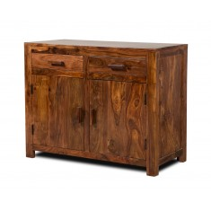 Mandir Sheesham Small Sideboard