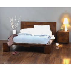 Dakota Mango Double Bed