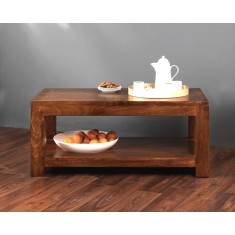 Dakota Mango Open Coffee Table