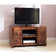 Dakota Mango Large TV Unit
