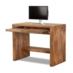 Dakota Light Mango Computer Desk