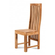 Dakota Light Mango Dining Chair