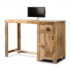 Dakota Light Mango Medium Computer Desk