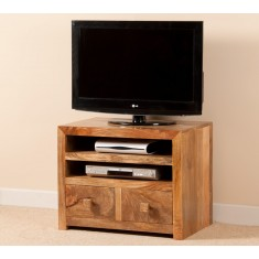 Dakota Light Mango Small TV Unit