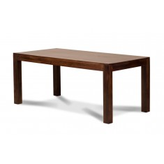 Dakota Dark Mango Dining Table
