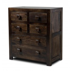 Dakota Dark Mango Dresser