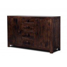 Dakota Dark Mango Large Sideboard