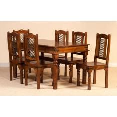 Tenali Mango 6 Seater Dining Set