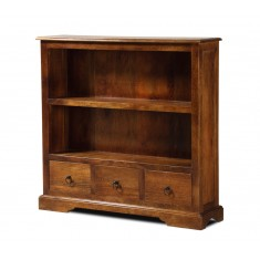 Tenali Mango Low Bookcase