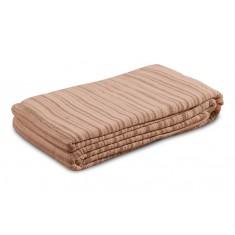 Beige Cotton Throw - 5060 (230cm x 255cm)