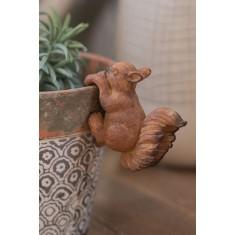 Pot Hanger - Squirrel
