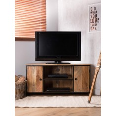 Imari Industrial Corner TV Unit