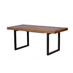 Brooklyn Industrial Extending Dining Table 180-240CM