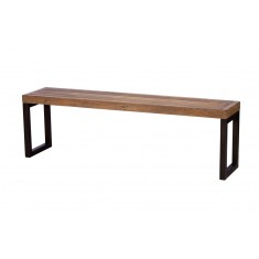 Brooklyn Industrial Large Bench 155CM
